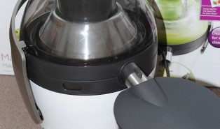 Juicing: The Philips Avance Collection Juicer