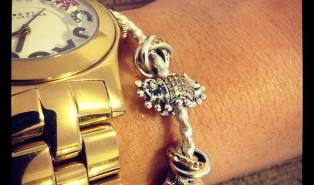 My Chamilia Bracelet