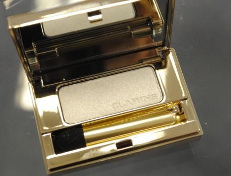 Clarins Mineral Eyeshadow White Sparkle Illuminator