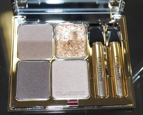 Clarins Odyssey Eye Quartet Mineral Palette