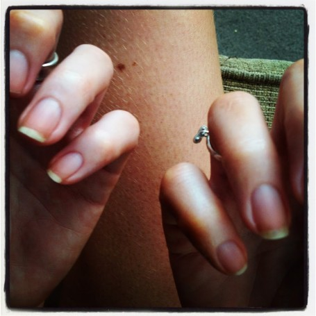 Imedeen Hair & Nails - Before