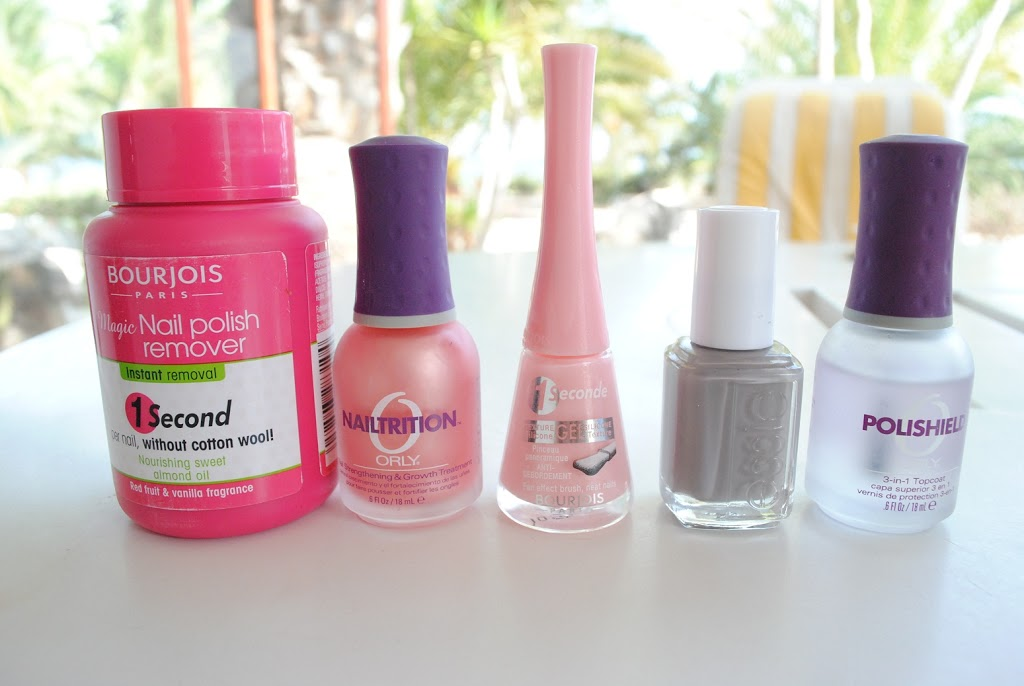 Holiday Nail Care from Bourjois, Orly and Essie - Really Ree