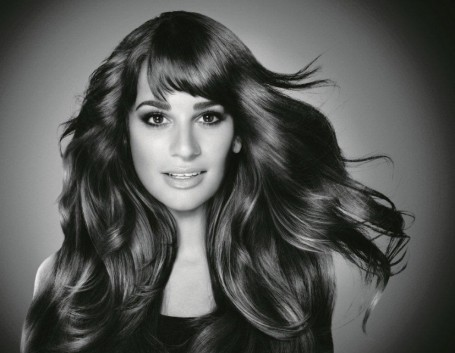 Lea Michele is Ambassador for L'Oreal Paris