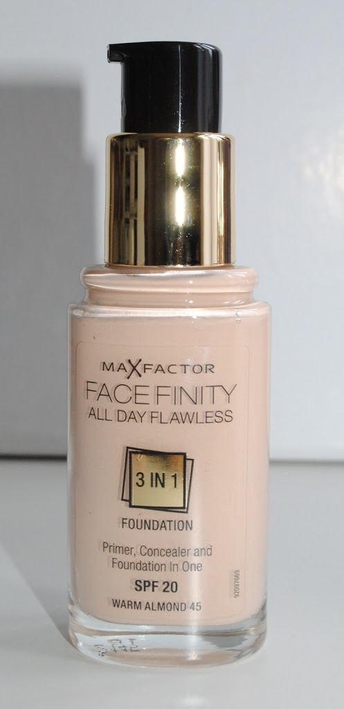 max factor foundation all day flawless