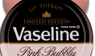 Vaseline Pink Bubbly Lip Therapy: New Limited Edition