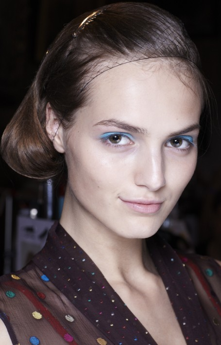 Bourjois for Clements Ribeiro Spring Summer 2013