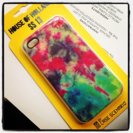 House of Holland SS13 iPhone Case Twitter Giveaway