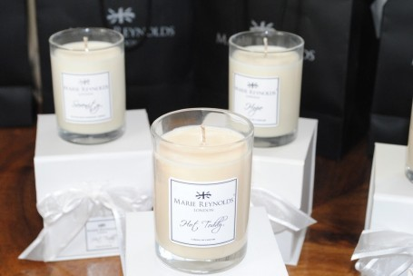 Marie Reynolds Aromawax Luxury Massage Candles