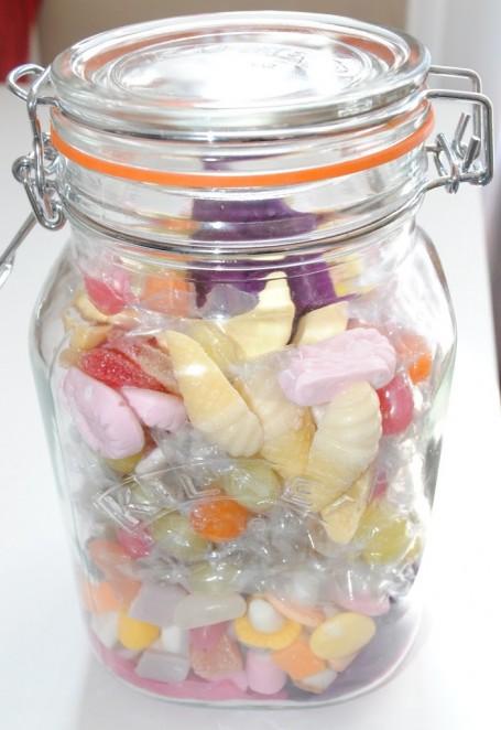 Ted's Sweet Treats!