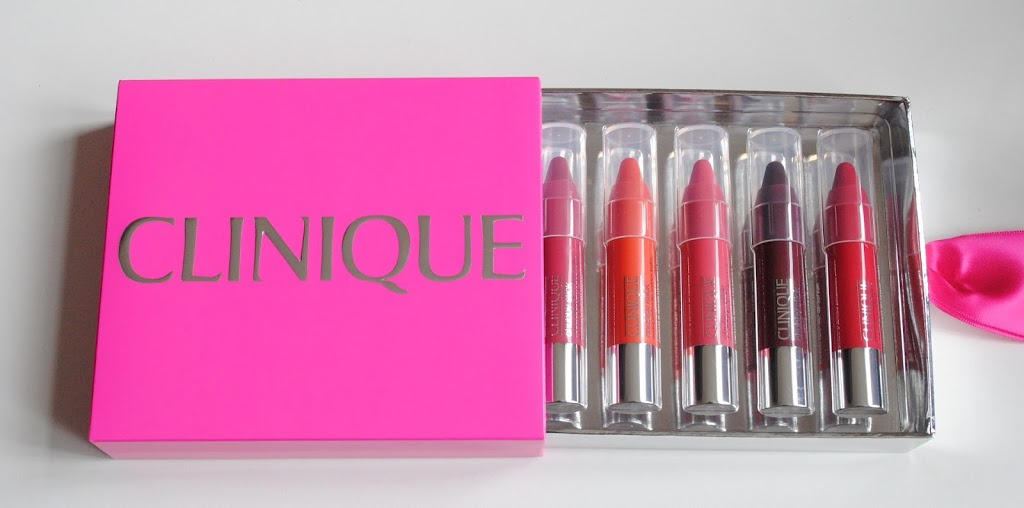 Clinique chubby stick gift set for christmas really ree