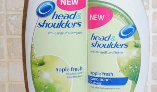 Head & Shoulders Apple Fresh Shampoo & Conditioner