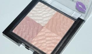 MUA Shimmer Kisses Bronzer Review