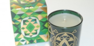Diptyque Sapin Dore Mini Candle for Christmas (Oriental Spruce)