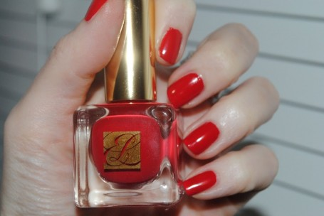 estee+lauder+pure+nail+colour+pure+red