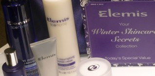 Elemis at QVC – the Winter Skincare Secrets Collection