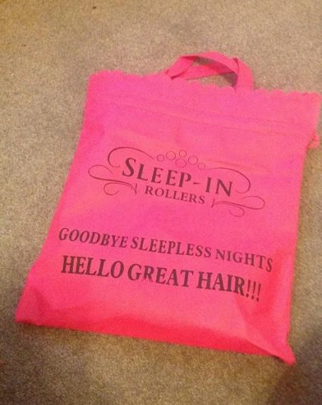 sleep+in+rollers