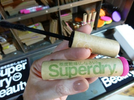 Superdry+mascara