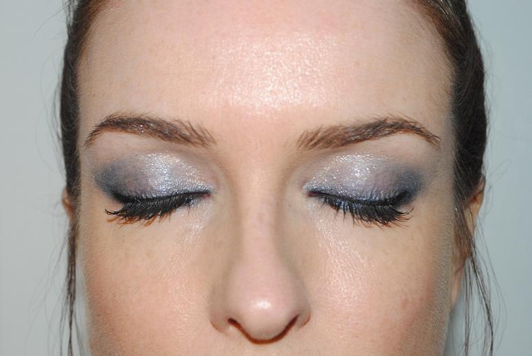 bourjois paris blue moonlight smoky eye trio no 15 bleu nuit really ree. Black Bedroom Furniture Sets. Home Design Ideas