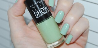 Maybelline Color Show Nail Lacquers