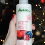 Melvita Fresh Berry Pulp Body Milk