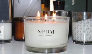 NEOM Harmonise Home Candle