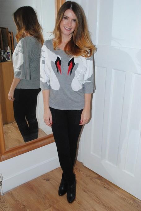 swan+t+shirt+asos