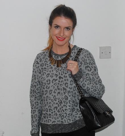 zara+leopard+sweatshirt+grey