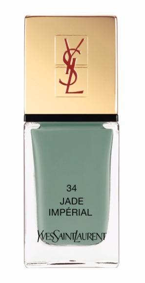YSL+La+Lacque+Couture+34+Jade+Imperial