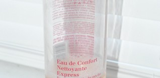 Clarins Water Comfort One Step Cleanser Review – Normal/Dry Skin