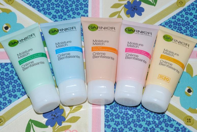 garnier skin naturals hydra match
