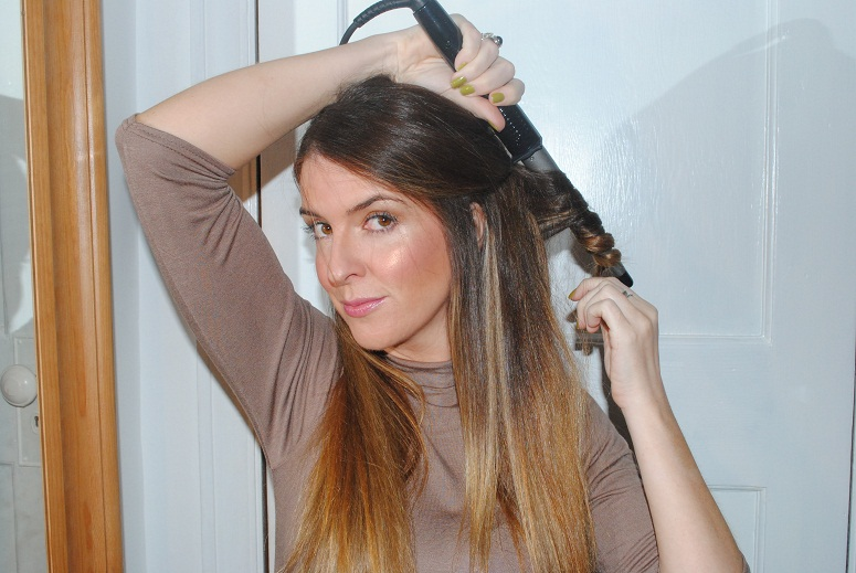 New babyliss curling wand pro a new fave really ree babylisscurlingwandprotutorial urmus Gallery