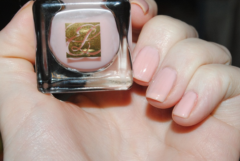 Estee lauder pure color ballerina pink really ree for How to renew old nail polish