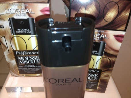 L'oreal+mousse+absolue+hair+reusable+dye