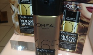 L'Oreal Mousse Absolue Home Hair Permanent Hair Colour Review