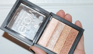 Boots SEVENTEEN Instant Glow Shimmer Brick Review