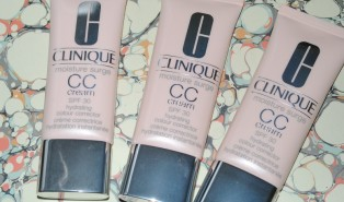 Clinique  CC Cream Moisture Surge SPF 30 Hydrating Colour Corrector Review with Before and After Photos