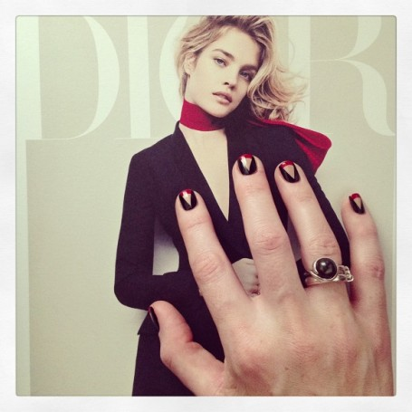 dior+couture+manicure+harrods+free