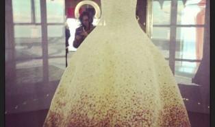 Dior at Harrods Exhibition