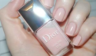 Dior Vernis in Diorling 258 Spring 2013 Harrods Exclusive Swatch