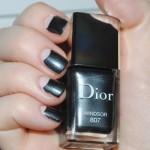 Dior Vernis in Windsor 807 – Spring 2013 Harrods Exclusive Swatch