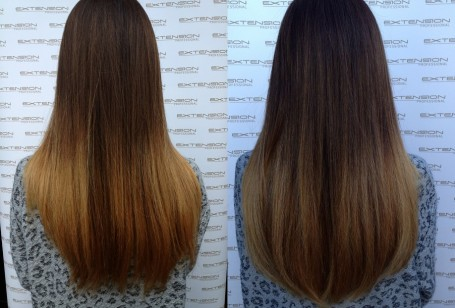 extension+professional+before+after+photo