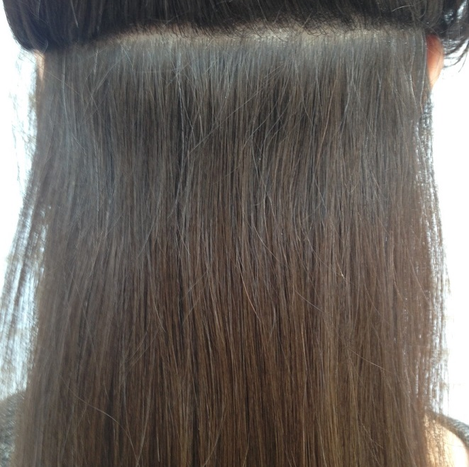 No Damage Hair Extensions Remy Indian Hair
