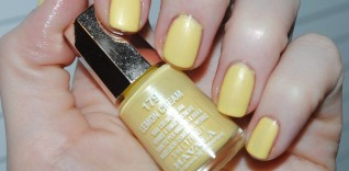 Mavala Lemon Cream Nails