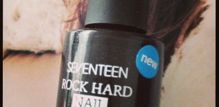SEVENTEEN's Rock Hard Nail Effects Review