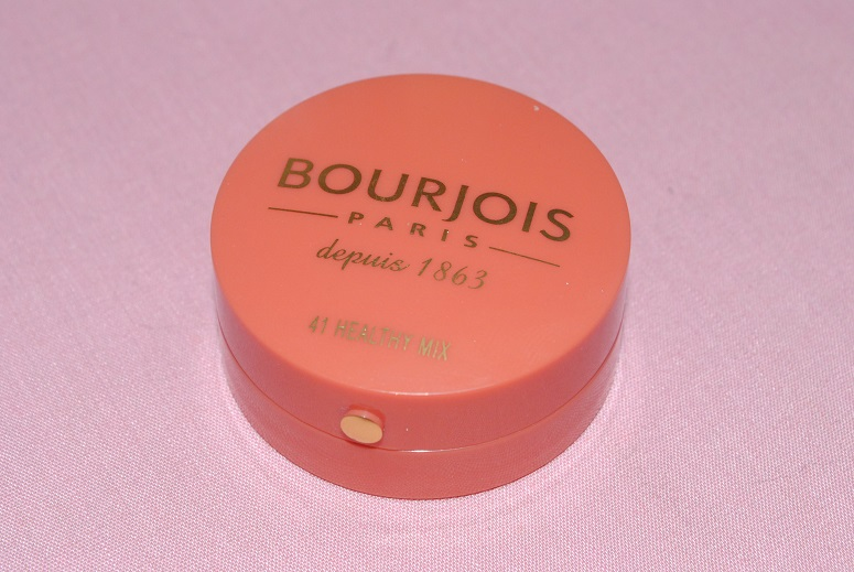 bourjois healthy mix blush review really ree. Black Bedroom Furniture Sets. Home Design Ideas