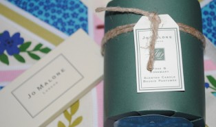 Jo Malone Rose & Rosemary Charity Candle 2013