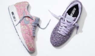 Liberty of London and NIKEiD – Floral Firsts