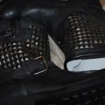 Ash Titan Studded Biker Boots from My Wardrobe