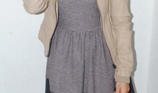 Outfit – ASOS Skater Dress and Aspiga Sandals