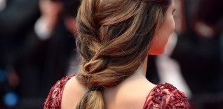 Cheryl Cole's Hair at Cannes 2013
